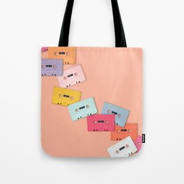90's Dance Party Tote Bag