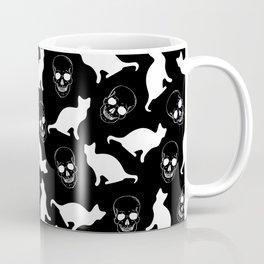 Skull Kats Coffee Mug