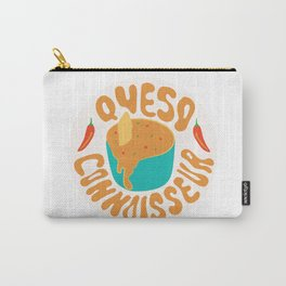 Queso Connoisseur Carry-All Pouch