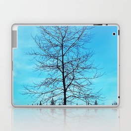 Alone and Leafless Laptop & iPad Skin