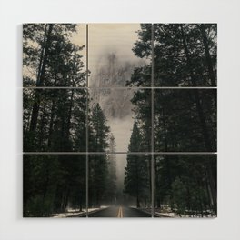 Forest Way Wood Wall Art