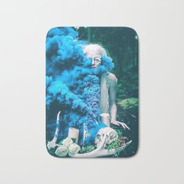 Vampire Flower (Edit 5) Bath Mat