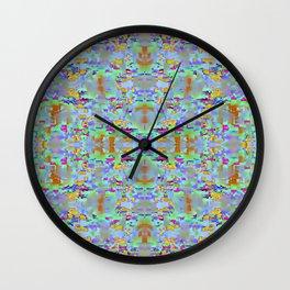 2506 Pattern of restlessness ... Wall Clock