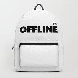 offline Backpack