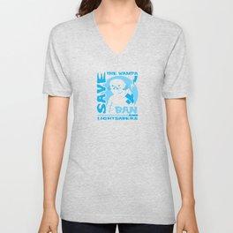 Save the Wampa Unisex V-Neck