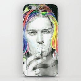 'Cigarette Burns' iPhone Skin