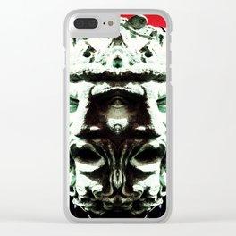 Eye Wonder #7 Clear iPhone Case