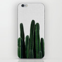 Cactus I iPhone Skin