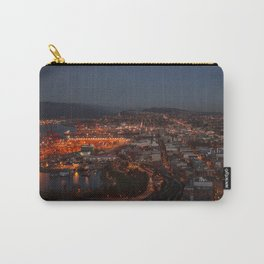 Above Railtown Carry-All Pouch