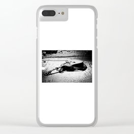 # 75 Clear iPhone Case