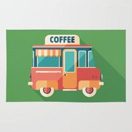 Coffee Van Rug