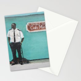 George Town Craft Market Stationery Cards