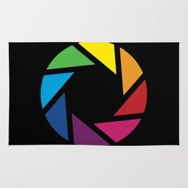 Graphic Lab Color Rug