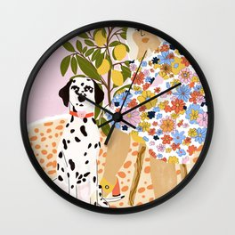 The Chaotic Life Wall Clock