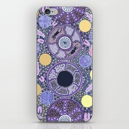 Because of her, We can iPhone Skin