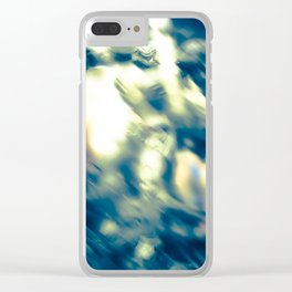 Jaeger Brawl! Clear iPhone Case