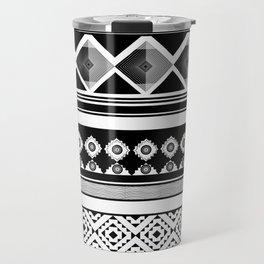Modern Black 2 Travel Mug