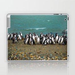Otway Sound Penguin Colony - Chile Laptop & iPad Skin
