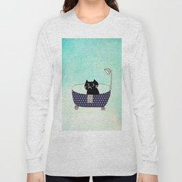 cat 436 Long Sleeve T-shirt