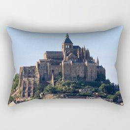 MontSt.Michel_20180701_by_JAMFoto Rectangular Pillow