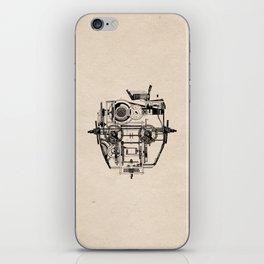 Clockhead iPhone Skin