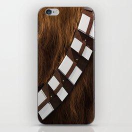 Chewie Wookie Utility Belt - Gold Edition iPhone Skin