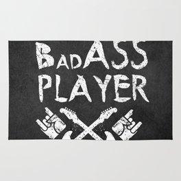 BadASS Player Rug