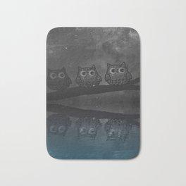 owl 80 Bath Mat
