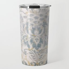 Linen Travel Mug