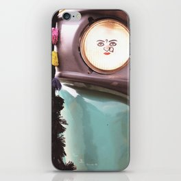 OK HORN PLEASE iPhone Skin