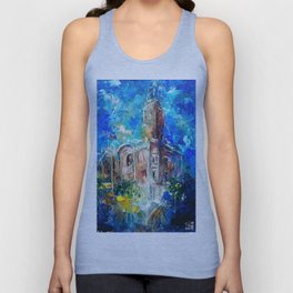 THE CITY HALL OF COLCHESTER Unisex Tank Top