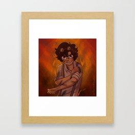 Leo Valdez Framed Art Print