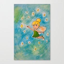Magic Tink Canvas Print