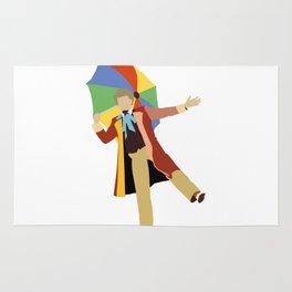 Sixth Doctor: Colin Baker Rug