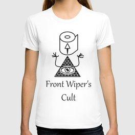 Front Wiper's Cult T-shirt