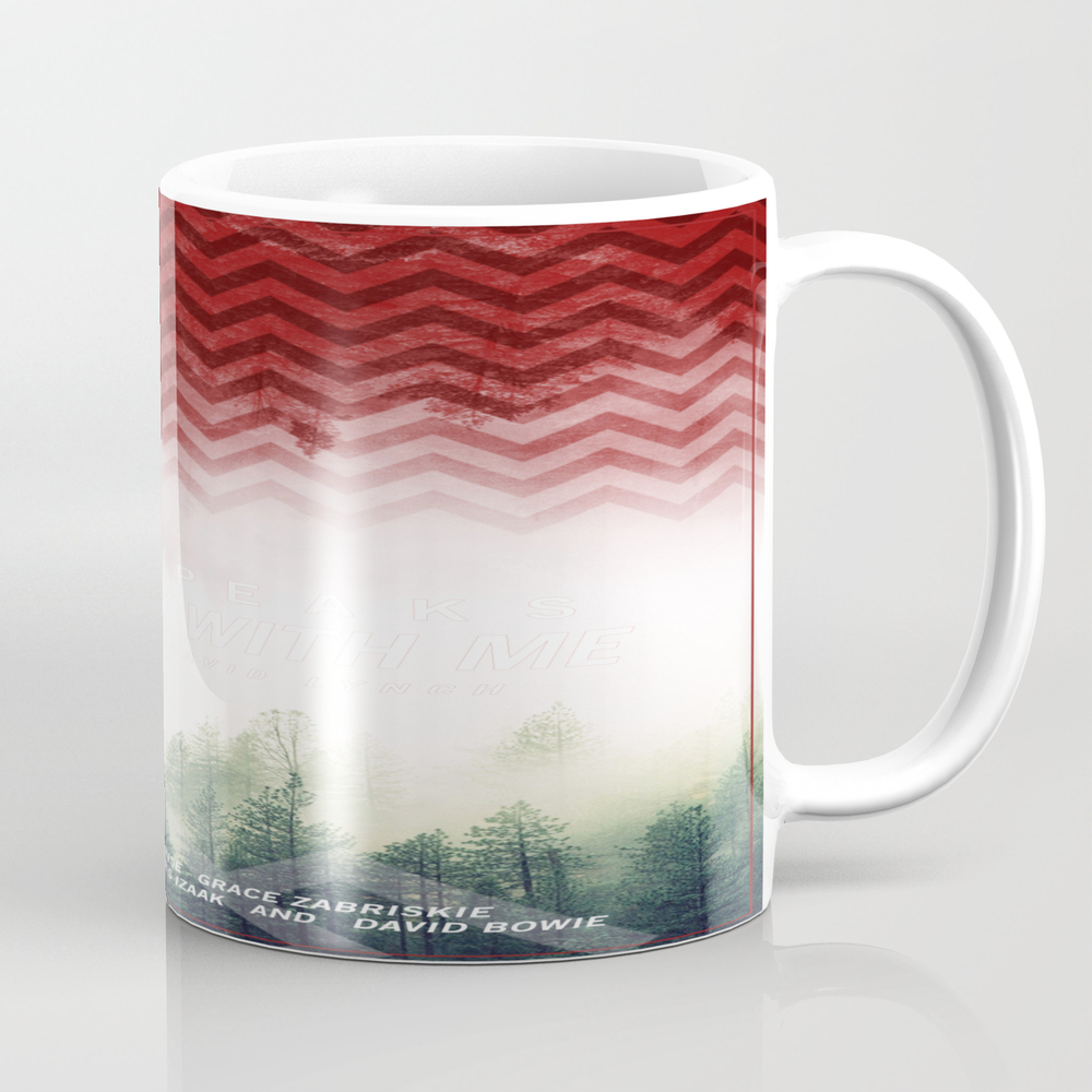 Twin Peaks: Fire Walk With Me Mug by Drwdesign MUG8919318