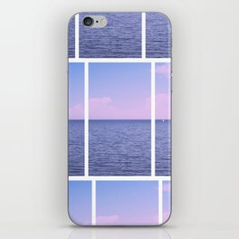 At Sea iPhone Skin