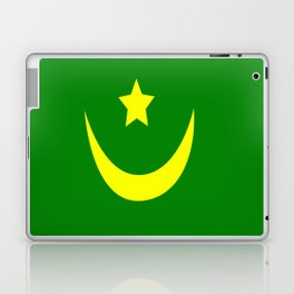 Flag of Mauritania Laptop & iPad Skin