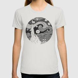 Van Gogh - Starry Night T-shirt