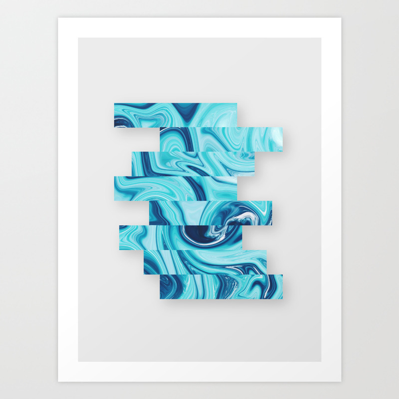 Puzzle Art Print by Henriqueazeredo PRN8584441