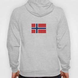 Flag of norway Hoody