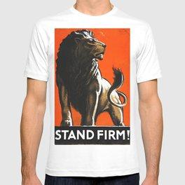 Stand Firm! T-shirt