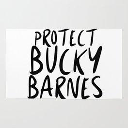 Protect Bucky! Rug
