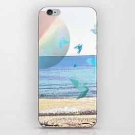 CHASING DOWN A DREAM iPhone Skin
