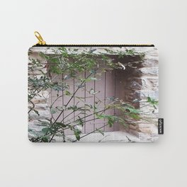 Window in Tinos Carry-All Pouch