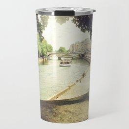 Seine, Paris Travel Mug