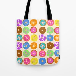 Donuts for Breakfast Tote Bag