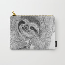 Just a sloth Carry-All Pouch