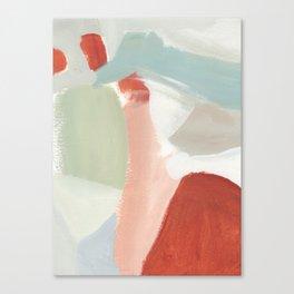Crisp Morning Air Canvas Print