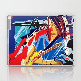 Bloody Blues Laptop & iPad Skin